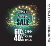 vector black friday sale banner ...