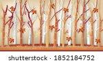 Paper Art Of The Autumn Season...