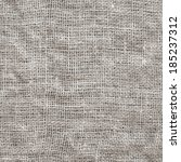 gray textile background.  gray... | Shutterstock . vector #185237312