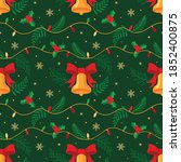 Christmas Seamless Pattern...