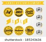 premium quality  discount ...   Shutterstock .eps vector #185243636