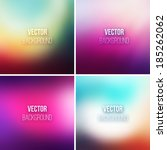 Blurred Vector Backgrounds...