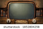 Vintage Steampunk Television...