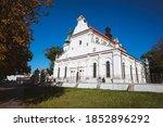 Church In Zamosc. Zamosc ...