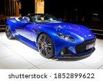 Aston Martin Dbs Superleggera...