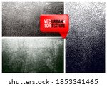 set of scratched grunge urban... | Shutterstock .eps vector #1853341465