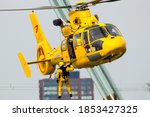 Eurocopter As365 Daupin Rescue...