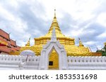 Buddhist Pagoda Of Wat Phra...