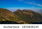 West Tatra Mountains Panoramic...
