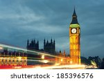 Big Ben And The Houses Of...