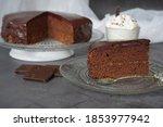 Sachertorte  Chocolate Sacher...
