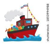 Dutch Steamboat Saint Nicolaas...
