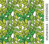 elegant seamless pattern with...   Shutterstock .eps vector #1854320632