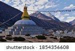 Buddhist Stupa  Religious...