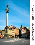 Warsaw   Castle Square And...