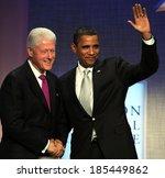 Us President  Barack Obama ...
