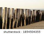 Breakwater Weathered Wooden...