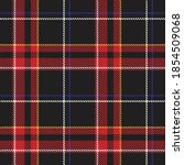 Tartan Red Yellow And Blue...