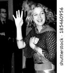 Small photo of Drew Barrymore at the Broadway opening of ICEMAN COMETH, 4/8/99
