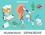 3d isometric flat vector... | Shutterstock .eps vector #1854638245