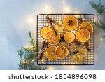 Dried Oranges  Lemons  Cinnamon ...