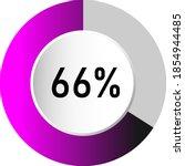 66  circle percentage diagrams  ...