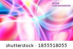 mix of ultraviolet and blue...   Shutterstock .eps vector #1855518055