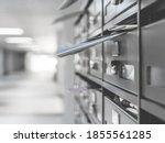 Mailboxes In The Condominium....