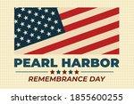 National Pearl Harbor...
