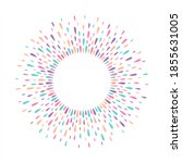 round frame  circle  ring ...   Shutterstock .eps vector #1855631005