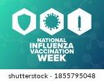 National Influenza Vaccination...