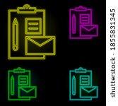 paper  envelope  comment icon...