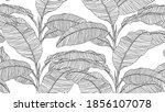 botanical seamless pattern ... | Shutterstock .eps vector #1856107078