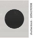modern poster art for print .... | Shutterstock .eps vector #1856190508
