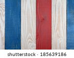 Red White And Blue Boards...