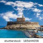 Fort Saint Nicolas Rhodes ...