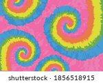 tie dye art abstract background | Shutterstock .eps vector #1856518915