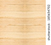 brown wood plank wall texture... | Shutterstock . vector #185654702