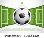 Soccer Ball Brochure.vector
