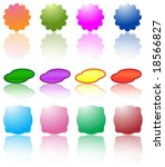 vector file of light color... | Shutterstock .eps vector #18566827