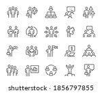 business people icons set.... | Shutterstock .eps vector #1856797855