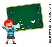 vector illustration cartoon of... | Shutterstock .eps vector #1856897095