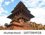 Nyatapola Temple Is A 5...