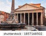 Fontana Dei Pantheon Fountain...