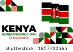 kenya independence day 12th...   Shutterstock .eps vector #1857732565
