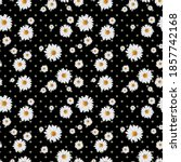 Seamless Cute Floral Ditsy...