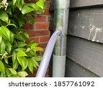 Draining Rainwater From...