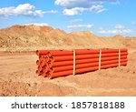 Plastic Sewer Pipes For Laying...