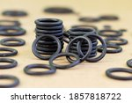 A Set Of Rubber Gaskets  O...