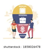 flat design with people. agm  ... | Shutterstock .eps vector #1858026478